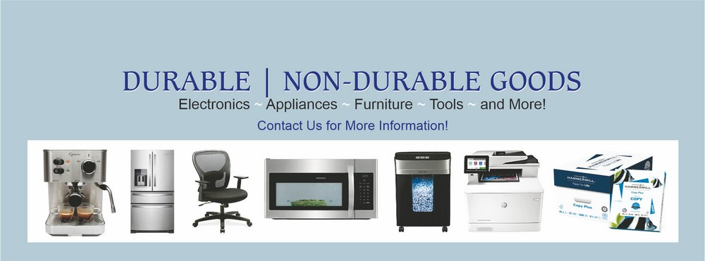 Durable & Non Durable Goods